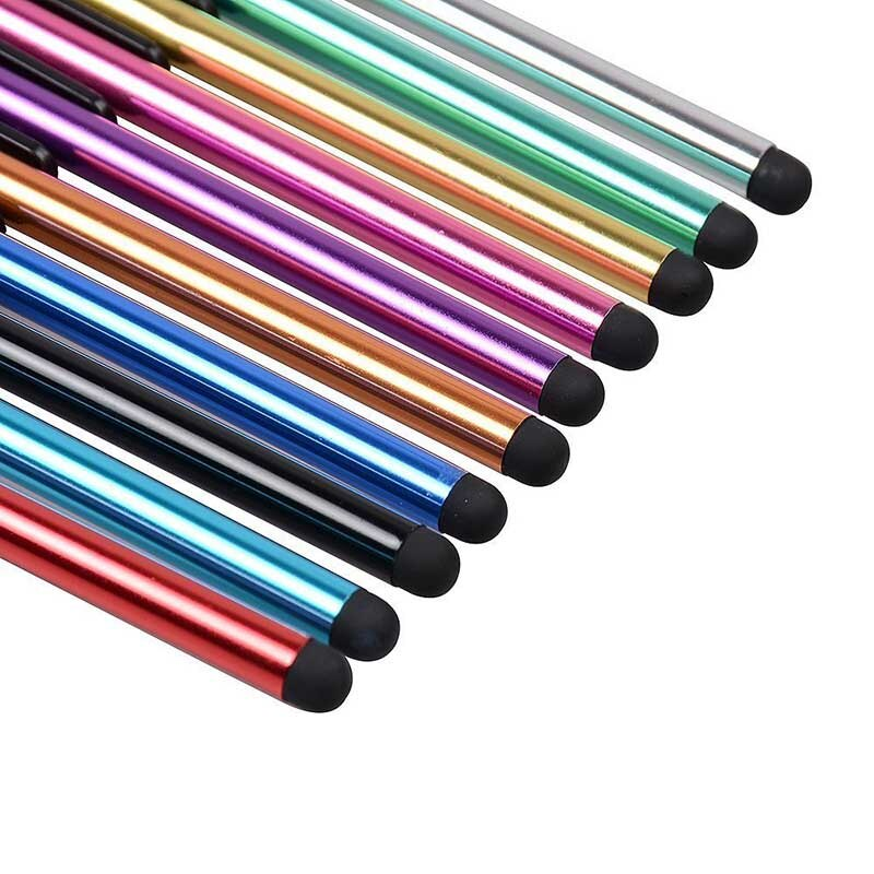 [해외]3Pcs/Set Capacitive Touchscreen Stylus Pen for iPhone iPad Huawei Smart Phone Tablet PC JLRJ88/3Pcs/Set Capacitive Touchscreen Stylus Pen for iPho