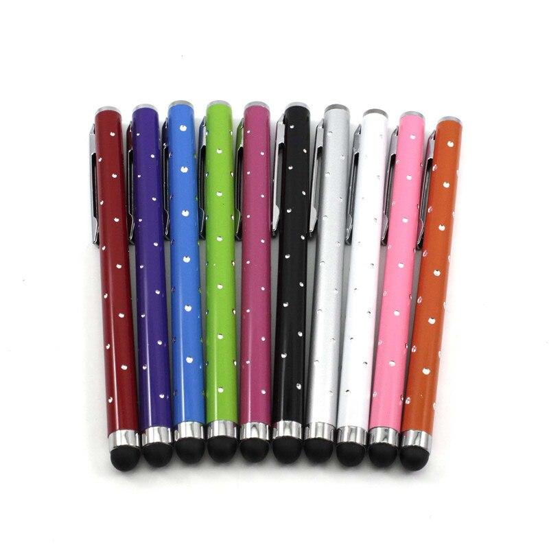 [해외]Generico pantalla tactil pluma de dibujo estrellas brillando Style con Clip para iPad para telefono inteligente de la tableta/Generico pantalla ta