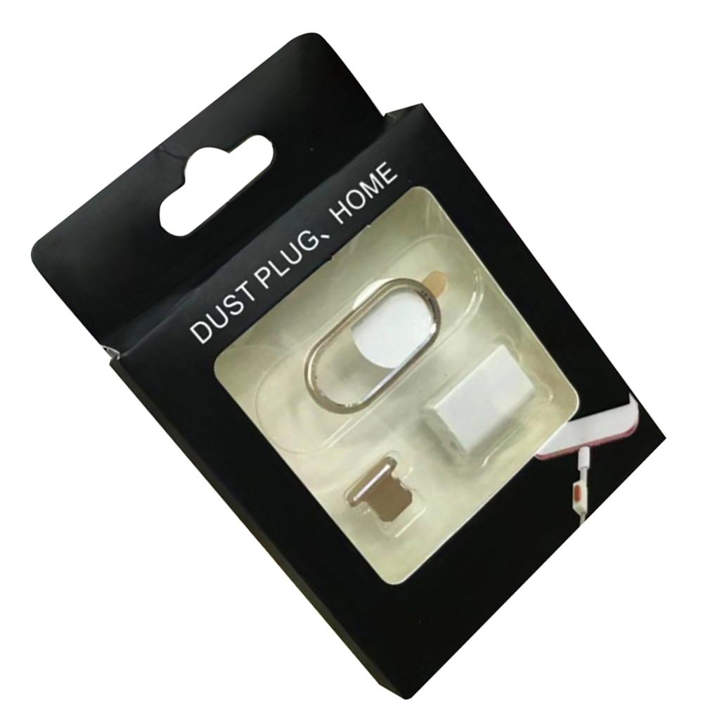 [해외]1Set Anti Dust Plug Storage Box Replacement for iPhone X/XS/XS MAX/XR Rear Camera Cover Phone Accessories/1Set Anti Dust Plug Storage Box Replacem
