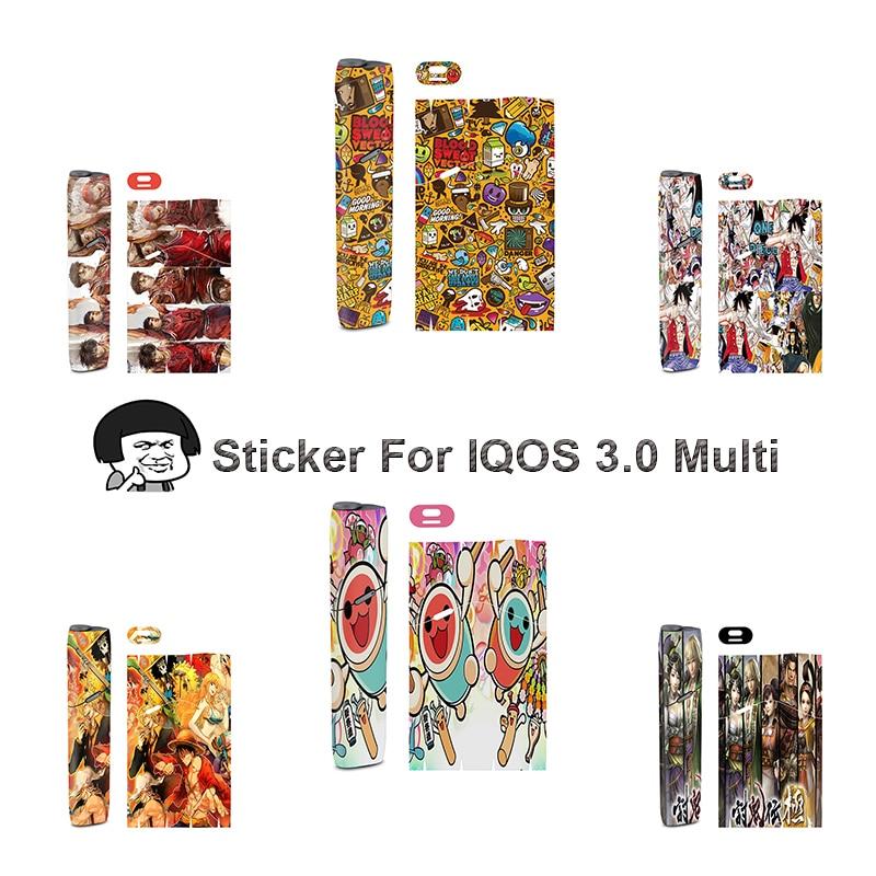 [해외]Iqos 3.0 멀티 3 m 인쇄 라벨 스티커 스킨 1qos 19 패턴 재고 있음/Iqos 3.0 멀티 3 m 인쇄 라벨 스티커 스킨 1qos 19 패턴 재고 있음