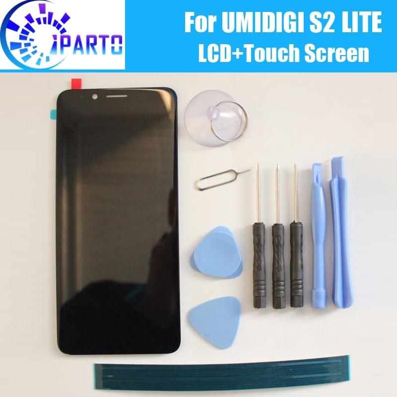 [해외]UMIDIGI S2 LITE LCD 디스플레이 + 터치 스크린 100 %  테스트 된 LCD 디지타이저 유리 패널 대체품 (UMIDIGI S2 LITE 용)/UMIDIGI S2 LITE  LCD Display+Touch Screen 100% Original Te