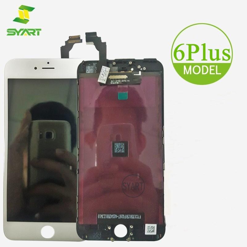 [해외]Phone LCDs For iPhone 6 Plus LCD Display + Touch Screen Digitizer Assembly Replacement Accessories For 5.5 inch iPhone 6Plus LCD/Phone LCDs For iP