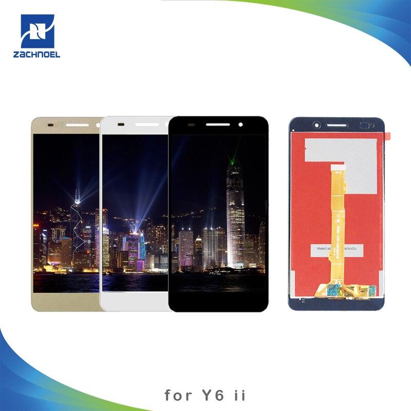 [해외]5.5`` Screen for Huawei Honor 5A Y6II Y6 II 2 LCD DisplayTouch Screen Digitizer Assembly Replacement for Huawei Y6 ii/5.5`` Screen for Huawei Hono