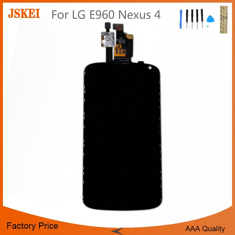 [해외]4.7 Inches For LG E960 Nexus 4 Lcd Replacement Touch Screen Digitizer Assembly  And Fast DeliveryFree Tools/4.7 Inches For LG E960 Nexus 4 Lcd Rep