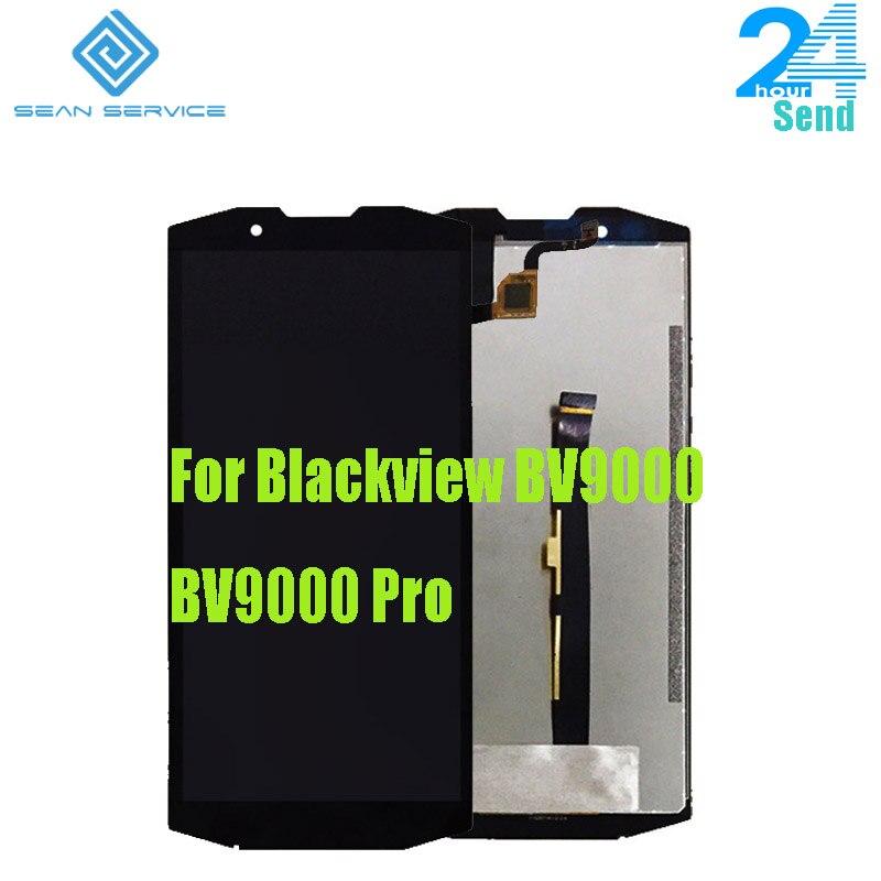 [해외]For Original BLACKVIEW BV9000 BV9000 Pro LCD DisplayTouch Screen Digitizer Assembly Replacement Parts 720*1440P 5.7 inch /For Original BLACKVIEW B