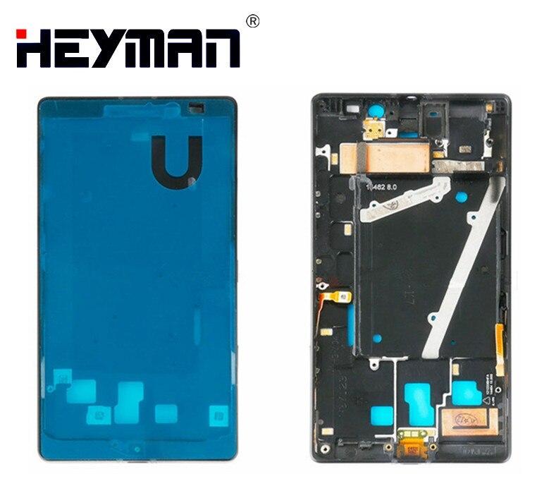 [해외]Housing for Nokia Lumia 930 Middle Front Frame Bezel LCD Screen Holder Frame Repair PartsAdhesive /Housing for Nokia Lumia 930 Middle Front Frame