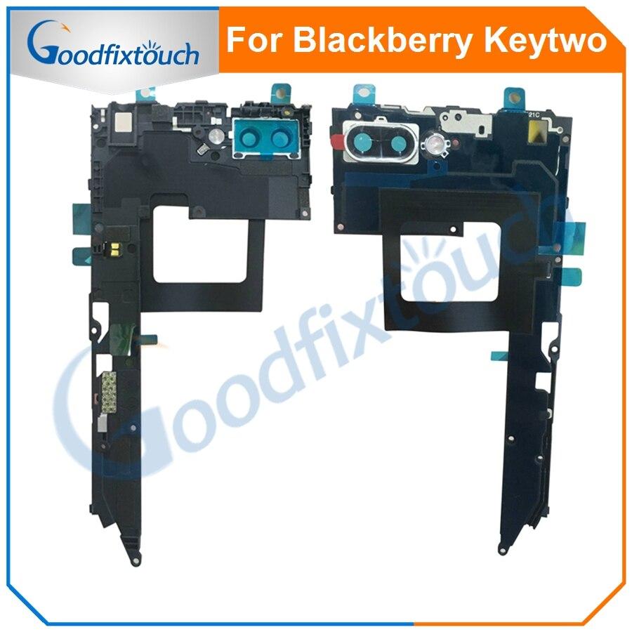 [해외]For BlackBerry Keytwo Key2 Back Camera Lens Cover Housing Antenna Frame Middle Frame For BlackBerry Key two Replacement Parts/For BlackBerry Keytw