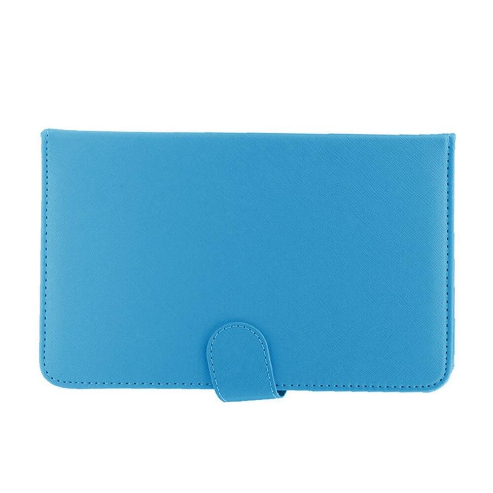 [해외]Portable PU Leather Wireless Keyboard Case ProtectivePhone Clip Case Holder Full Protection/Portable PU Leather Wireless Keyboard Case ProtectiveP