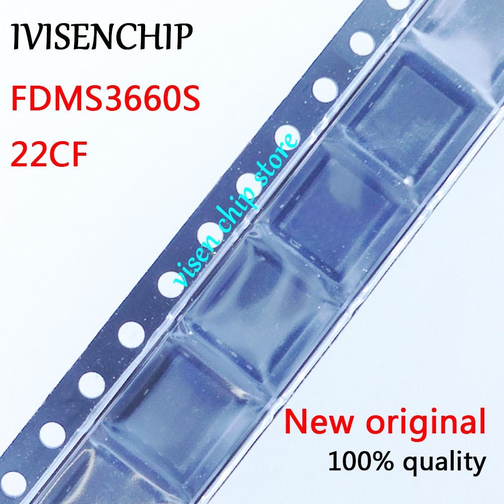 [해외]10pcs FDMS3660S  FDMS3660  22CF  MOSFET QFN-8/10pcs FDMS3660S  FDMS3660  22CF  MOSFET QFN-8