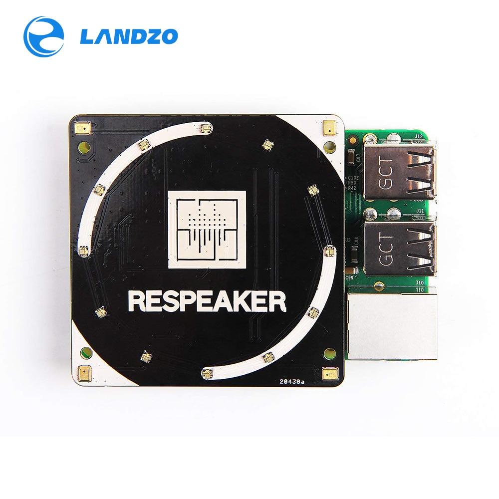 [해외]ReSpeaker 4-Mic Array for Raspberry Pi/ReSpeaker 4-Mic Array for Raspberry Pi