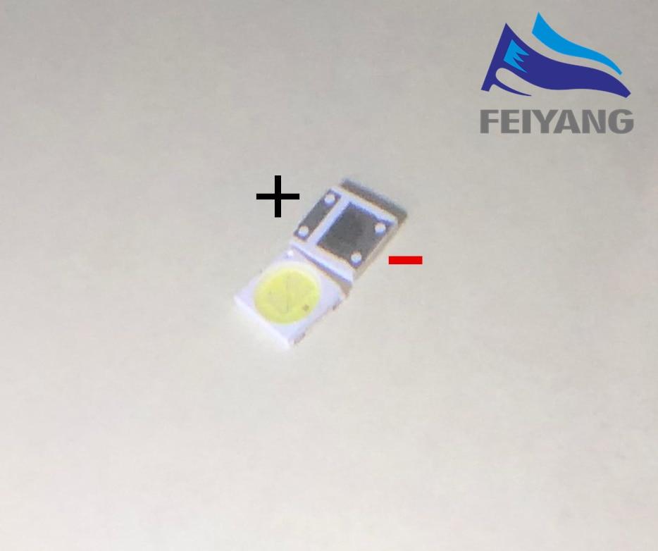 [해외]LED Backlight High Power LED 1.8W 3030 6V Cool white 150-187LM PT30W45 V1 TV Application 100pcs 3030 PCT 6V LEXTAR/LED Backlight High Power LED 1.