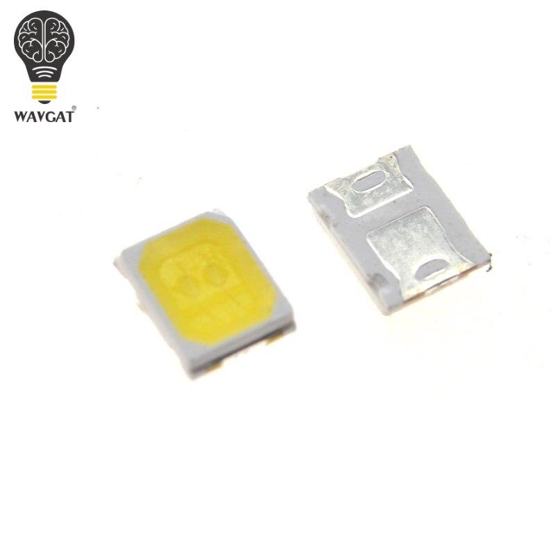 [해외]100PCS LG LED Backlight 1210 3528 2835 1W 100LM Cool white LCD Backlight for TV TV Application CCT 13000-17000K/100PCS LG LED Backlight 1210 3528
