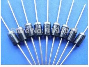 [해외]100pcs 1N5408  IN5408  3A 1000V DO-27 Rectifier Diode electronic kit ic in stock/100pcs 1N5408  IN5408  3A 1000V DO-27 Rectifier Diode electronic