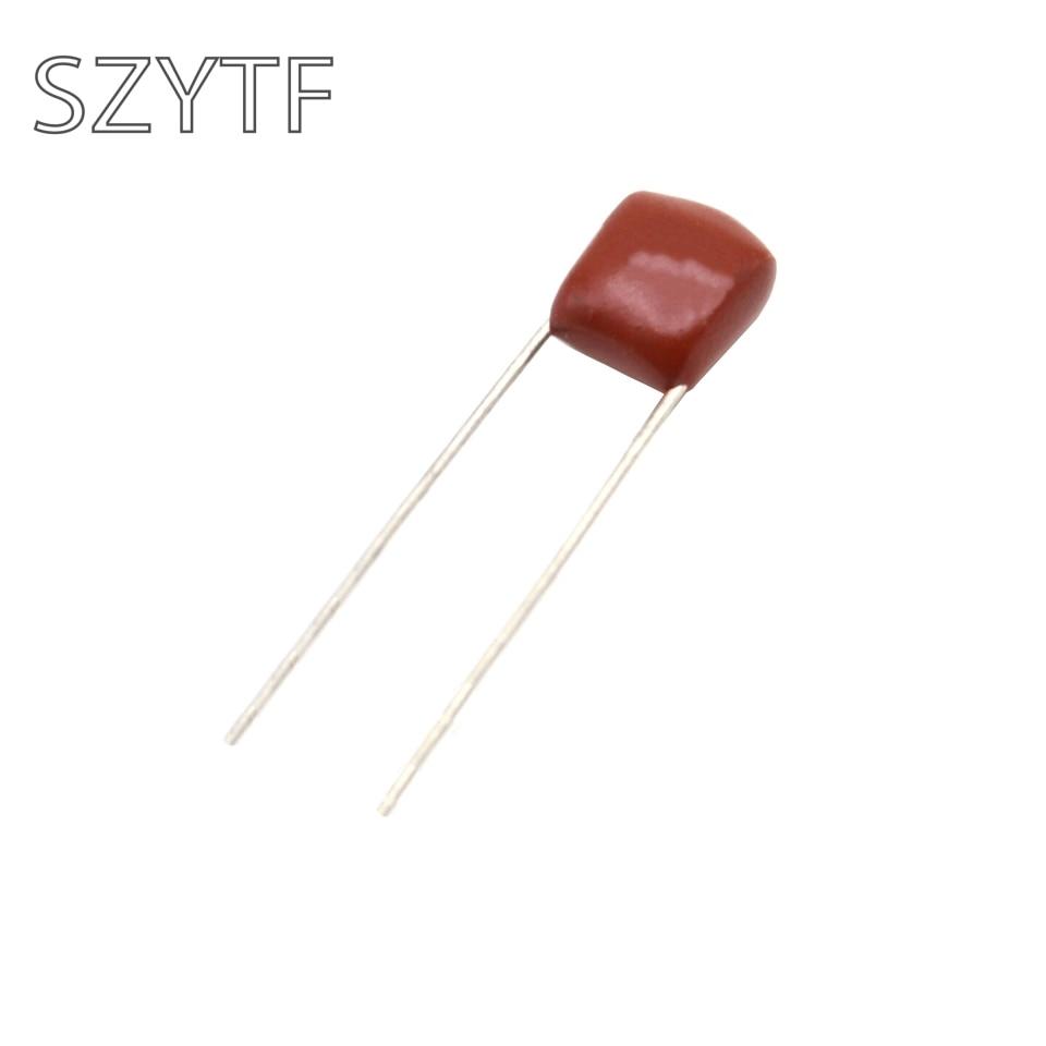 [해외]5MM pin 63V 100v 105 1UF 1000NF CBB capacitor (10pcs/lot)/5MM pin 63V 100v 105 1UF 1000NF CBB capacitor (10pcs/lot)