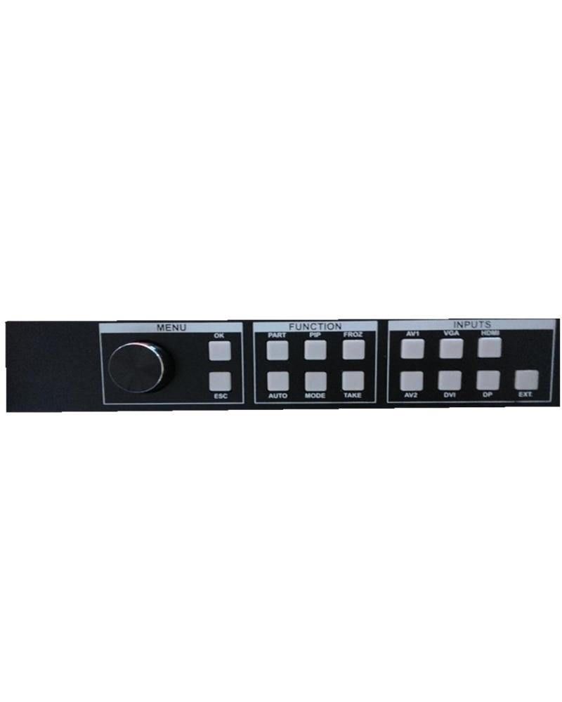 [해외]2048*1152 hdmi 1.3a hdcp hd 1080 p 입력 2 led 전송 카드 dvi/vga/출력 lightall fvp605 led 디스플레이 비디오 프로세서/2048*1152 hdmi 1.3a hdcp hd 1080 p 입력 2