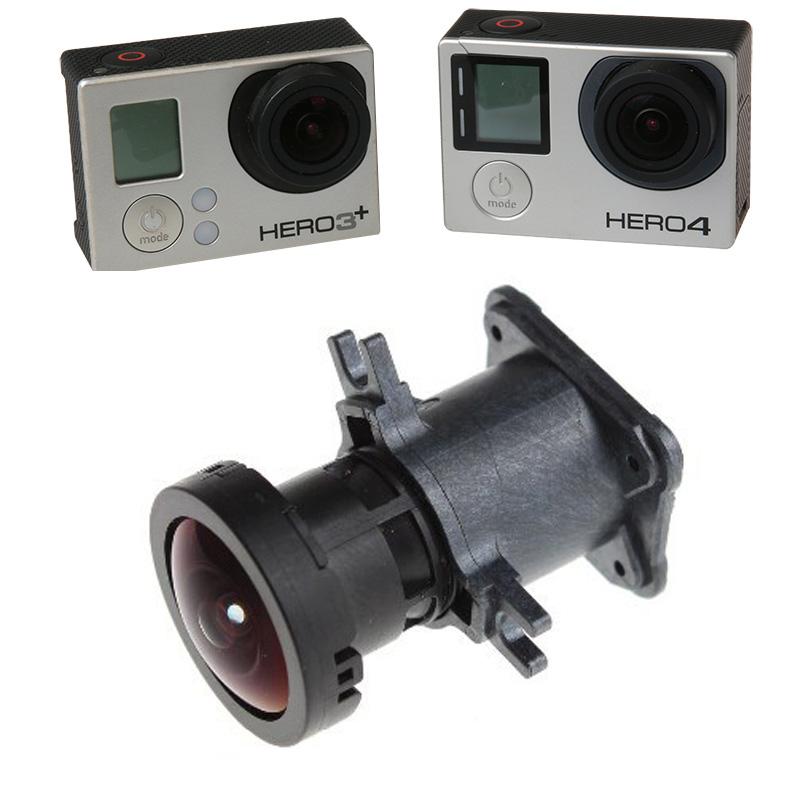 [해외]브랜드 1600 픽셀 170도 와이드 렌즈 GOPRO 영웅 3 영웅 4 영웅 영웅 3 영웅을프로 카메라 렌즈를 교체하십시오 + 액세서리/Brand 1600 pixel 170 Degree Wide Lenses Replace Go pro Camera Lens for