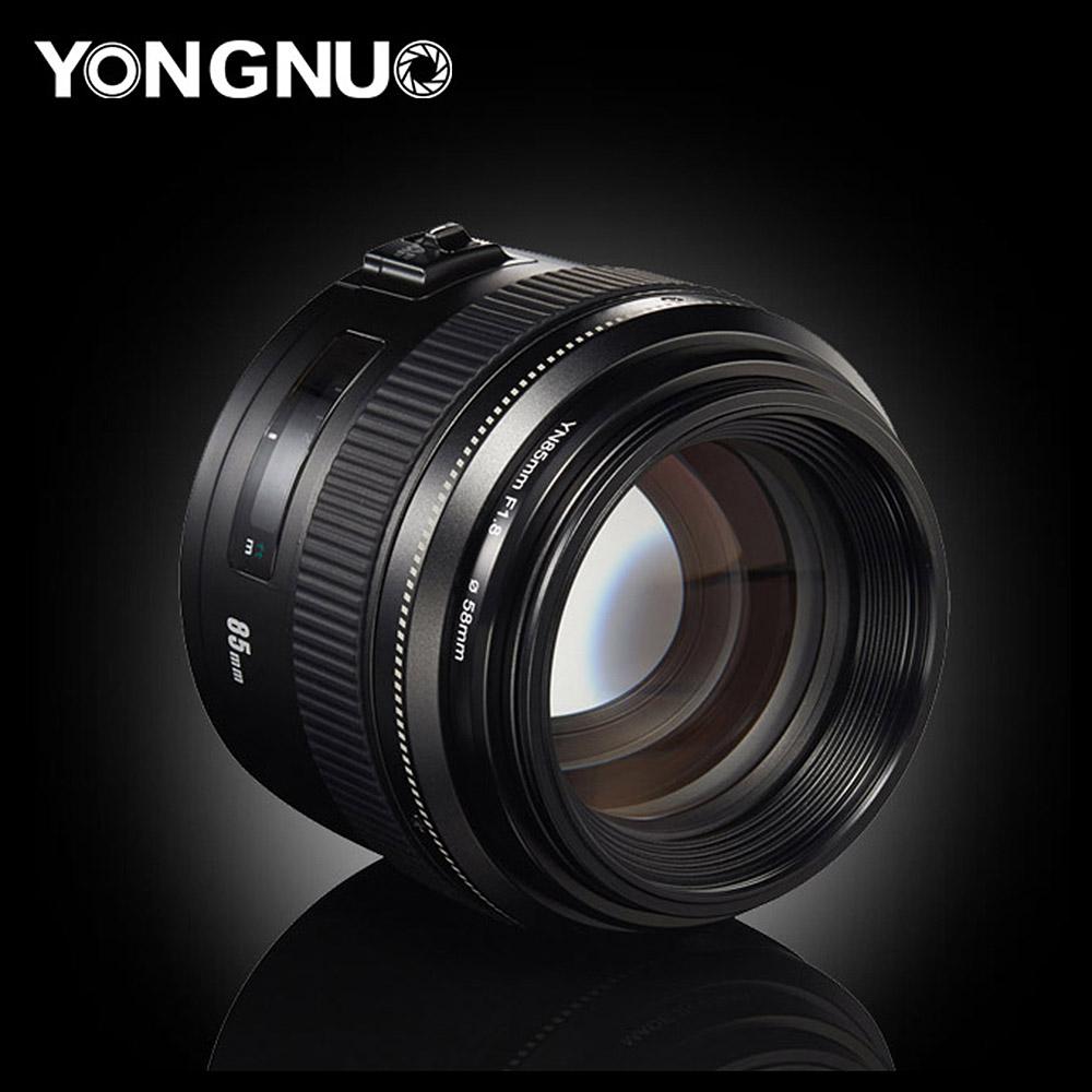[해외]영유 YN85mm f1.8 AF / MF 표준 중간 망원 프라임 렌즈 고정 캐논 EF 마운트 초점 렌즈 EOS 7DII 5DII 5DIII 카메라/YONGNUO YN85mm f1.8 AF/MF Standard Medium Telephoto Prime Lens F