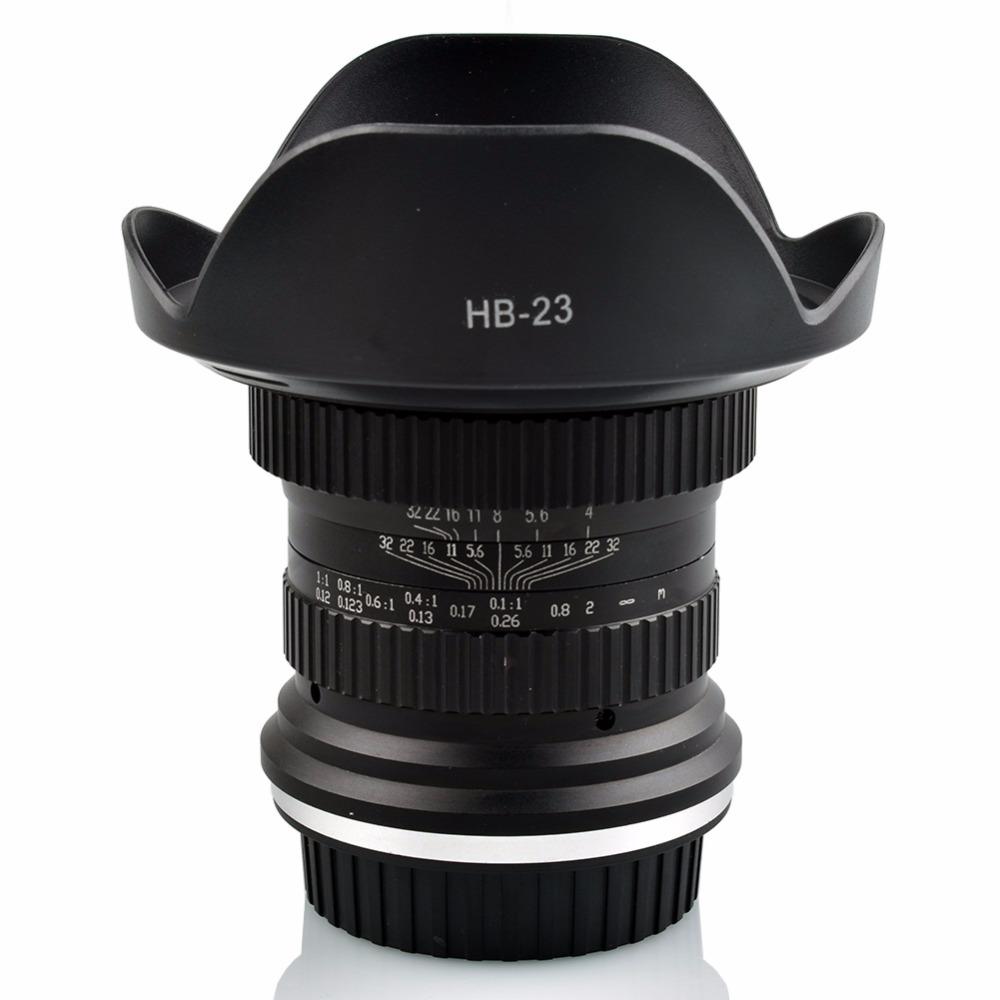 [해외]Lightdow 15mm F / 4 F4.0-F32 Canon Nikon 디지털 SLR DSLR 카메라 용 초광각 1 : 1 매크로 렌즈/Lightdow 15mm F/4 F4.0-F32 Ultra Wide Angle 1:1 Macro Lens  for  Cano